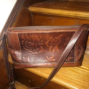 Portugal Leather Hand Bag